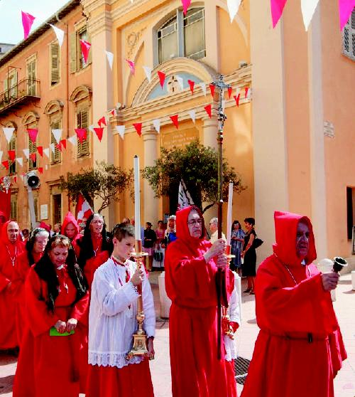 4 mai Fête du Saint Suaire