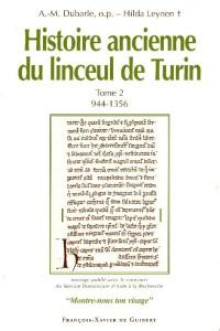 Histoire ancienne du Linceul de Turin A-M DUBARLE