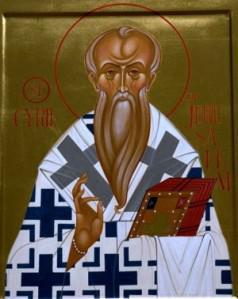 Saint Cyrille - Eveque de Jerusalem - Docteur de l'Eglise